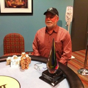 My dad won a $350 tournament in Jacksonville for $14,000