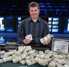 Winning the WPT at Mirage